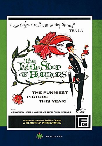 The Little Shop of Horrors by Jonathan Haze