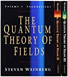 The Quantum Theory of Fields (3巻セット)