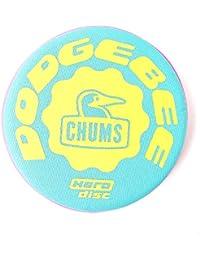 CHUMS チャムス Dodgebee 270 ドッヂビー270 CH62-1021 フリスビー フライングディスク アウトドア キャンプ ウレタン 痛くない 柔らかい