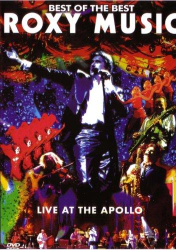 Roxy Music Live At The Apollo 【UA-44】 [DVD]