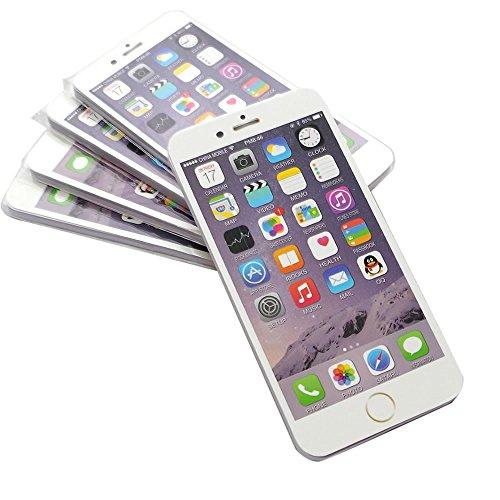 Rebias メモ帳 iphone型 5冊セット 罫線付き 文房具 ユニーク商品 文具 スマホ かわいい 面白い インテリア...