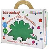 Buttonbag dinosaure-première Kit De Couture