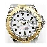 ROLEX(ロレックス) ヨットマスター メンズ腕時計 SS×YG 自動巻 白文字盤 D番 16623 仕上げ済 [中古]