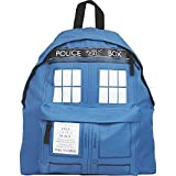 Doctor Who Tardis Backpack by Half Moon Bay