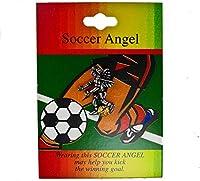 Soccer player Guardian Angel帽子ラペルピン