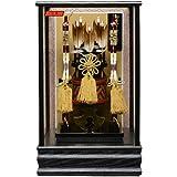 【破魔弓】10号 大輝[DAIKI]黒塗ケース【正月飾】【破魔矢】