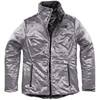 The North Face Women Mossbud Reversible Jacket Mossbud Reversible Jacket, LEAFCLVR/WTHERDBLK