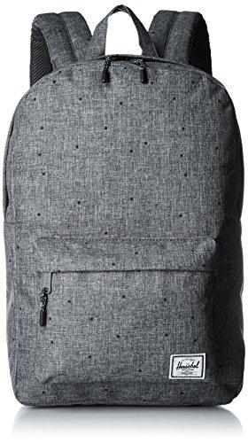 [ハーシェルサプライ] Classic Mid-Volume Classics | Backpacks 10135-01160-OS 1160 Scattered Raven Crosshatch