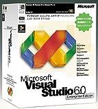 Microsoft Visual Studio 6.0 Enterprise Edition 日本語版