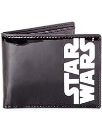 Star Wars 財布 Bifold Classic Logo 新しい Hope 新しい 公式 ブラック