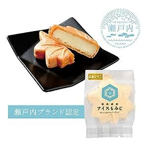 広島銘菓 アイスもみじ 広島レモン15個セット