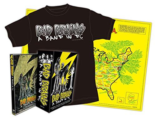 バッド・ブレインズ/バンド・イン・DC≪初回限定生産・TシャツBOX≫ [DVD]