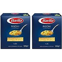 Barilla リゾーニ 500g×2個 [正規輸入品]