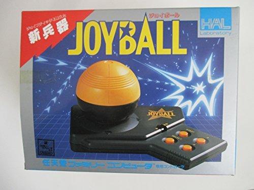 JOYBALL(ジョイボール)【任天堂ファミコン用連射機能付きコントローラー】