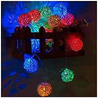 クリスマスストリングライト装飾LEDセパタクローライトストリング,Color