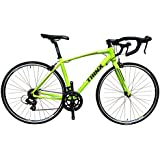 TRINX(トリンクス) R600 ロードバイク 自転車 ドロップハンドル グリーン