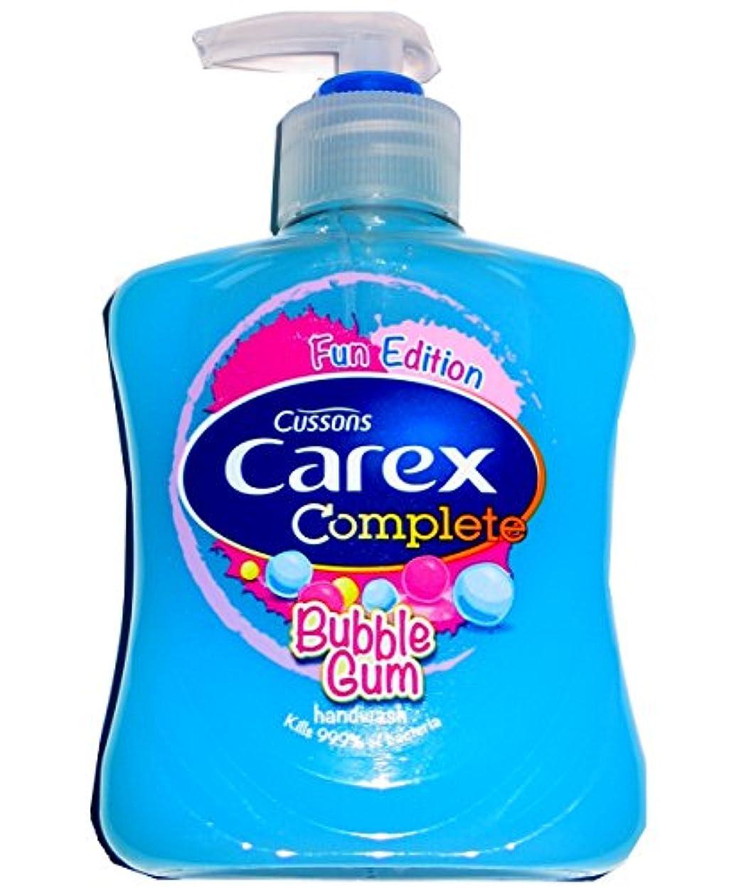 すなわち海賊適性Cussons Carex Complete Anti Bacterial Hand Wash Kills 99% Of Bacteria (Bubble Gum) by Cussons