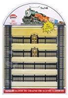 Model Power HO Scale Black Iron Fences [並行輸入品]