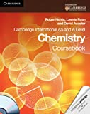 Cambridge International AS and A Level Chemistry Coursebook with CD-ROM (Cambridge International Examinations) 画像