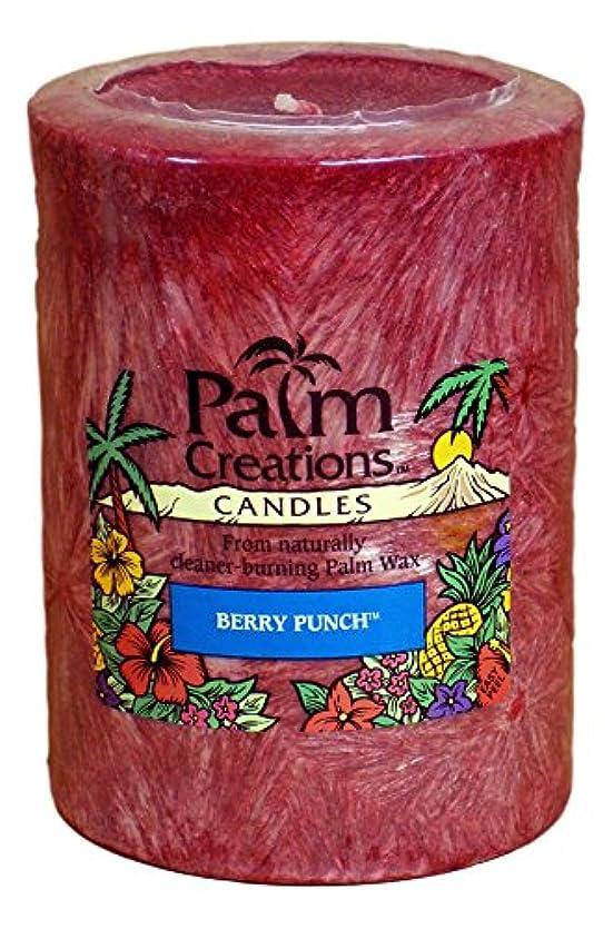 アパートシャーク彼らNature 's Finest Palm Creationsピラーキャンドル4