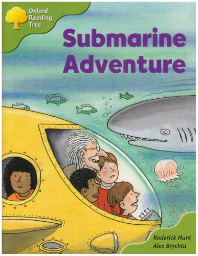 Oxford Reading Tree: Stage 6 and 7: More Storybooks B: Submarine Adventureの詳細を見る