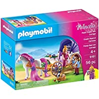 Playmobil(プレイモービル)ロイヤル カップル 馬車 9161 [並行輸入品]