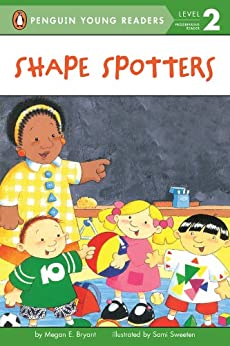 Shape Spotters (Penguin Young Readers, Level 2) by [Bryant, Megan E.]