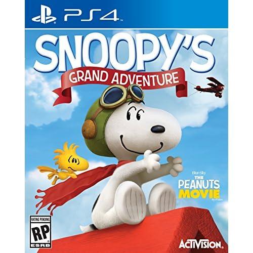 Snoopy's Grand Adventure (輸入版:北米)