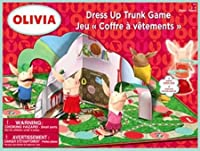 OLIVIA DRESS UP TRUNK GAME Fun TV Character Board Game [並行輸入品]