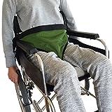 Banane D'or 車椅子 セーフティ ベルト 車いす 安全 対策 (グリーン a)