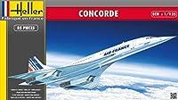 Heller Concorde Supersonic Airliner Airplane Model Building Kit [並行輸入品]