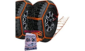 BOG Out 'Aussie' - Complete Vehicle Recovery Kit - Twin Pack Turns Wheels INTO WINCHES - Mud, Sand & Snow Works Forwards and Reverse Vehicle Recovery