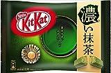 ネスレ日本 11枚 キットカット ミニ 濃い抹茶 11枚×12袋