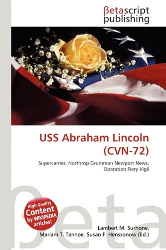USS Abraham Lincoln (Cvn-72)