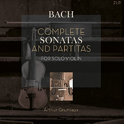 COMPLETE SONATAS AND PARTITAS FOR SOLO VIOLIN (BACH) [2LP] (180 GRAM) [Analog]
