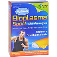 Hylands Homeopathic Bioplasma Sport with Electrolytes - 12 Packets by Hyland's