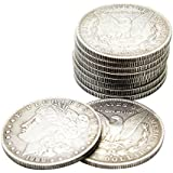 Lelouch(ルルーシュ) 手品 アイテム マジック コイン 10枚セット 薄型 直径3.8cm ステージ 小道具