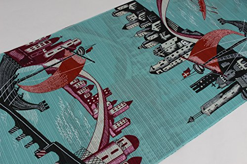 浴衣 岡重 ブランド 絽 お仕立て上がり ゆかた 港町 日本製 7OY-13