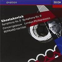 Shostakovich: Symphonies Nos. 5 and 9 (2000-07-18)