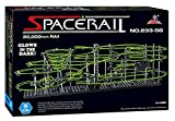 Little Treasures Space Rail - Glow in the dark - Level 5 Marble Roller Coaster Kit with Steel Balls 30,000mm Glow Rail - Space..