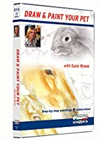 Draw and Paint your Pet DVD with Susie Wynne