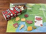 【広島手土産・内祝い・冬の贈りもの】広島おさんぽクッキー