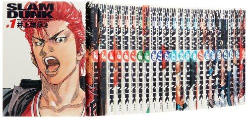 SLAM DUNK(スラムダンク) 完全版 コミック 全24巻完結セット (ジャンプ・コミックスデラックス)