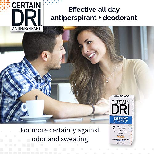 (Pack of 2) - Certain Dri A.M. Underarm Refresher-2.6 oz
