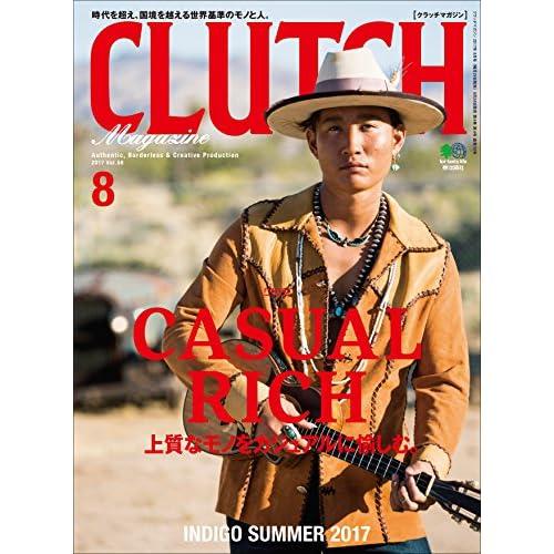 CLUTCH Magazine (クラッチマガジン)Vol.56[雑誌]