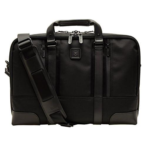 (ビクトリノックス) VICTORINOX バッグ ブリーフケース LEXICON PROFESSIONAL BLACK ブラック ナイロン 601113 ブランド [並行輸入品]
