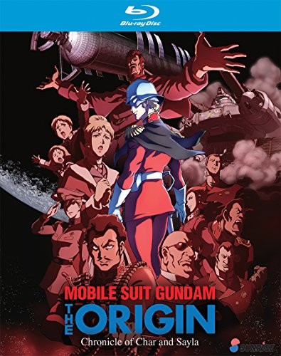 Mobile Suit Gundam the Origin: Chronicle of Char & [Blu-ray] [Import]