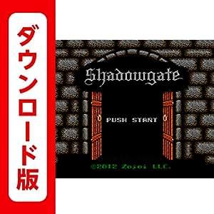 シャドウゲイト [3DSで遊べるファミリーコンピュータソフト][オンラインコード]