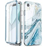 i-BLASON iPhone XR ケース 6.1インチ 液晶保護フレーム付き 米軍MIL規格取得 耐衝撃 防塵デザイン (2018 Release)