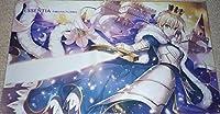 COMIC1 11 ESSENTIA FGO アルトリア・ペンドラゴン プレイマット 藤真拓哉 セイバー Fate/Grand Order コミケ93 C93
